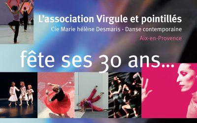 Les 30 ans de Virgule et Pointillés – du 6 au 11 octobre 2014