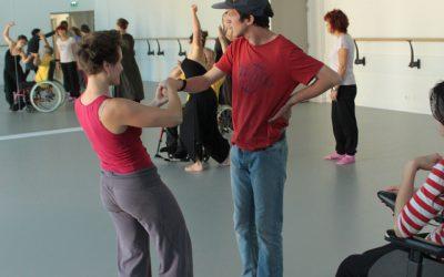 Atelier Danse et Handicap – Samedi 18 novembre 2017