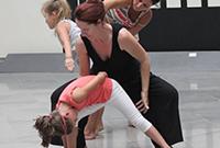 Atelier Danse duo enfants / parents – Samedi 18 novembre 2017