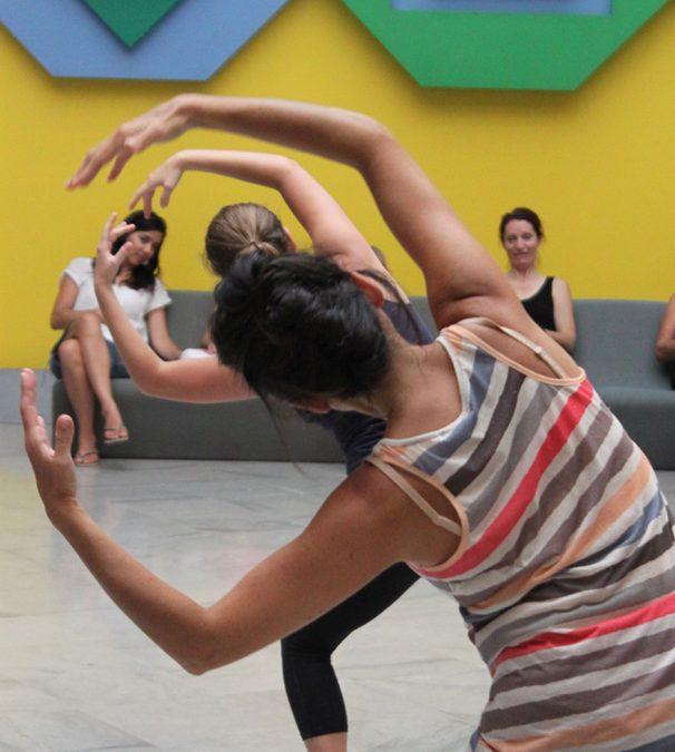 Atelier Danse in Situ à Lyon – 25 et 26 novembre 2017