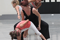 Mercredi 19 décembre 2018 – Atelier Danse Duo Enfant/Parent