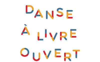 """Jeudi 28 juin 2018 – Avant Première de la création """"Danse à Livre Ouvert"""""""