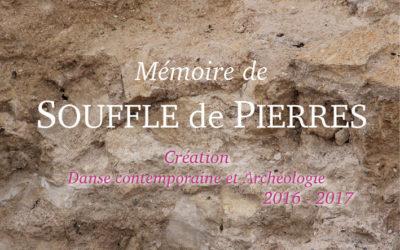 28 avril 2018 – Mémoires de Souffle de Pierres