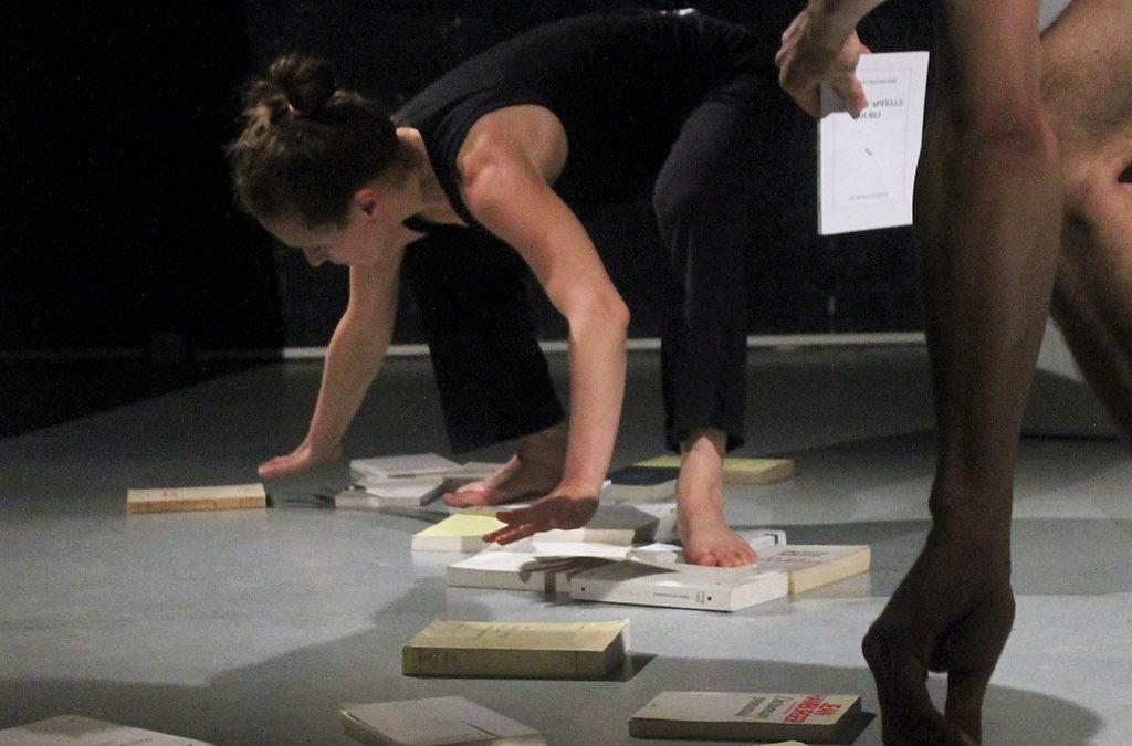Mercredi 24 avril 2019 – Danse à Livre ouvert