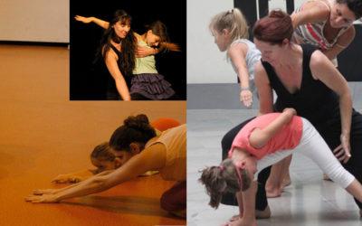 Samedi  1er février 2020 – Partager sa danse en famille