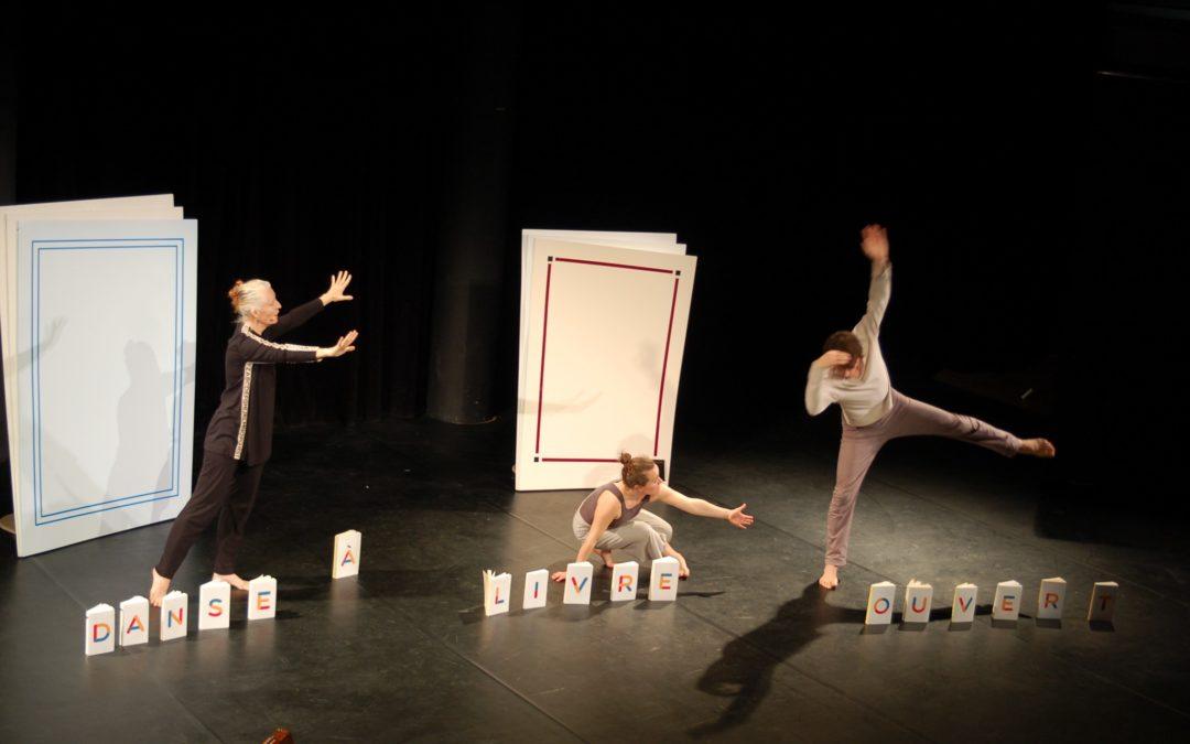 Vendredi 17 janvier 2020 – Danse à livre ouvert