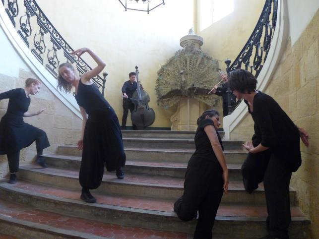 17 et 18 juillet 2021 – Danse in Situ – Vallauris la ville atelier